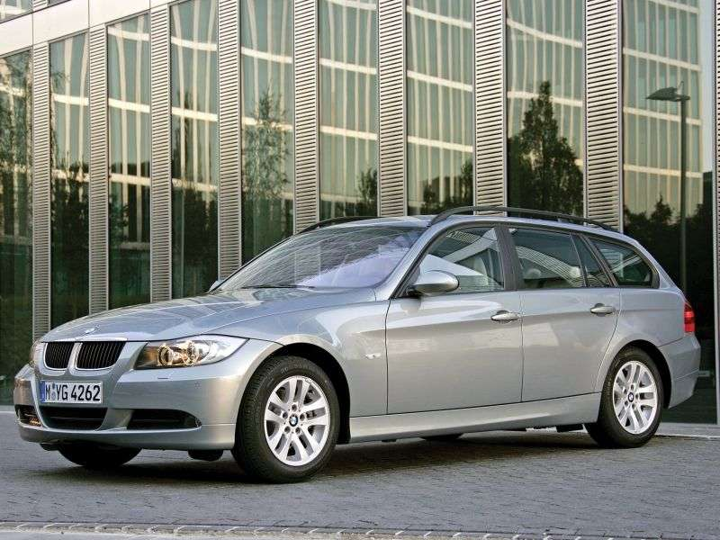 BMW 3 Series E90 / E91 / E92 / E93 Touring 330i AT Touring (2005–2007)