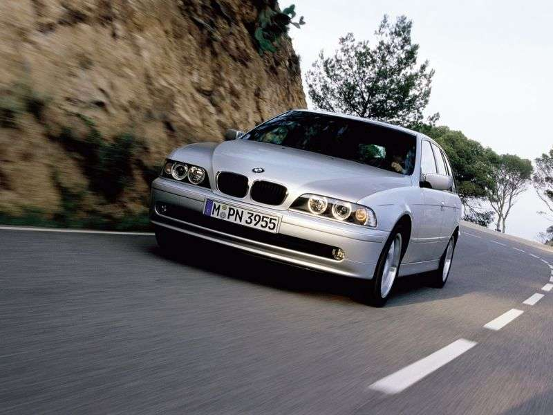BMW 5 Series E39 [Restyled] Touring Wagon 530d AT (2000–2004)