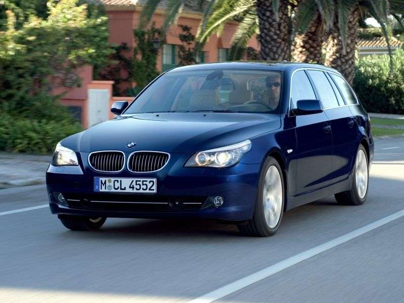 BMW 5 Series E60 / E61 [Restyling] Touring 525xd AT Touring (2007–2010)