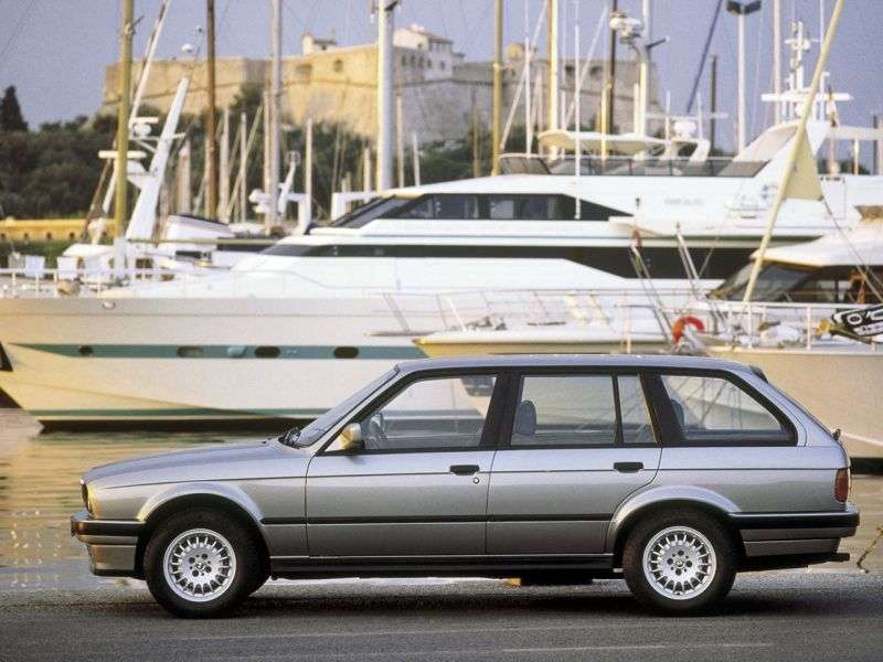 BMW 3 Series E30 [restyling] Touring 325ix AT Touring (1988–1993)
