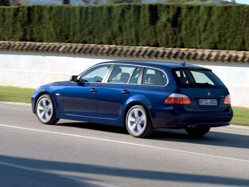 BMW 5 Series E60 / E61 [Restyling] Touring Wagon 530xd AT (2007–2010)