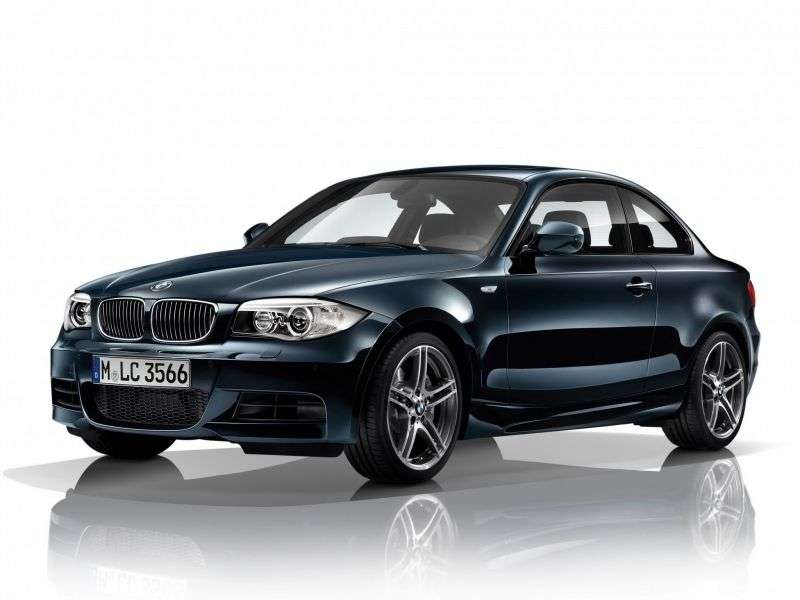 BMW 1 Series E82 / E88 [2nd Restyling] Coupe 120i AT Basic (2010 – current century)
