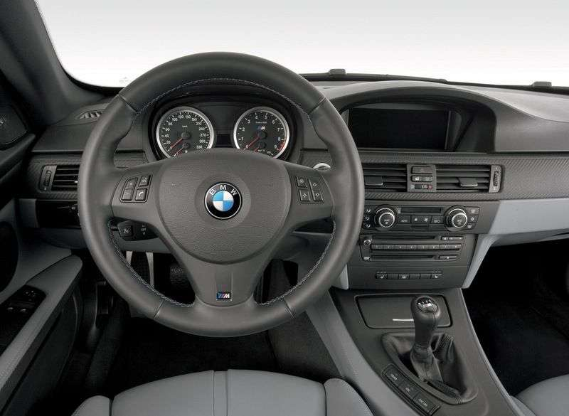 BMW M Series E90 / E91 / E92 / E93 3 Series Coupe 4.0 MT Basic (2007 – present)