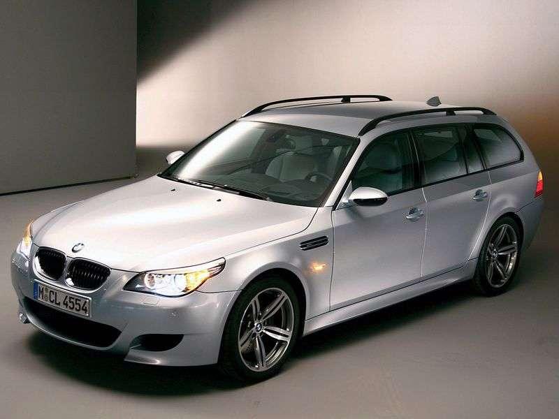 BMW M Series E60 / E61 5 Series Universal 5.0 AT (2007–2010)