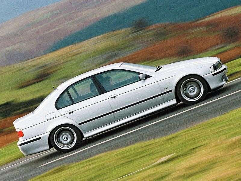 BMW M Series E39 5 Series 5.0 MT (1998–2004)