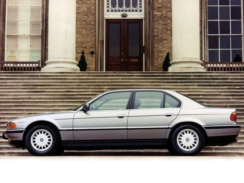 BMW 7 Series E38sedan 730iL AT (1994–1996)