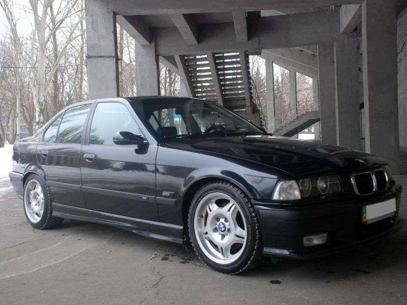 BMW M Series E36 3 Series 3.2 MT (1994–1995)