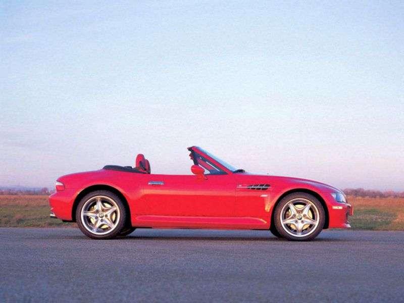 BMW M Series E36 / 7 Z3dster 3.2i MT (2001–2002)
