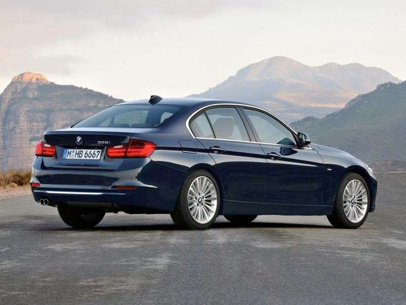 BMW 3 Series F30 / F31 Sedan 335i AT Sport Line (2011 – present)