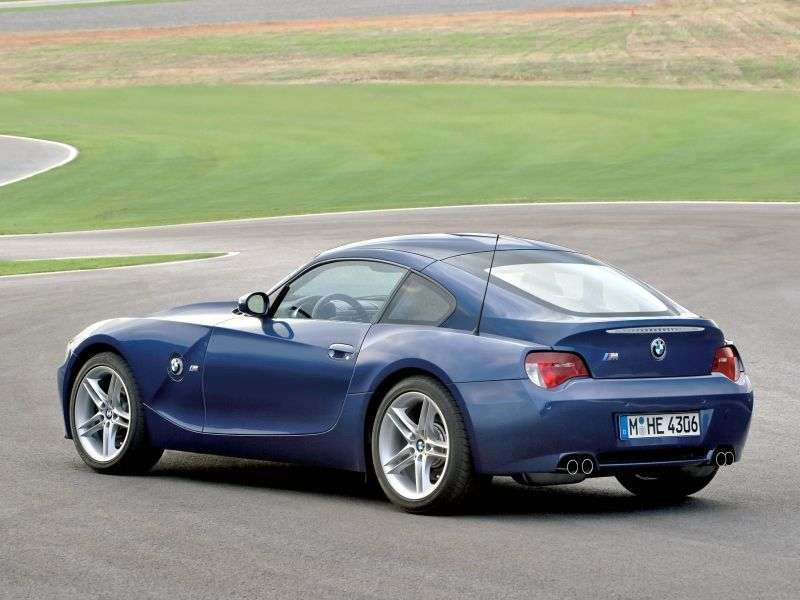 BMW M Series E85 / E86 Z4 Coupe 3.2 MT (2006–2009)