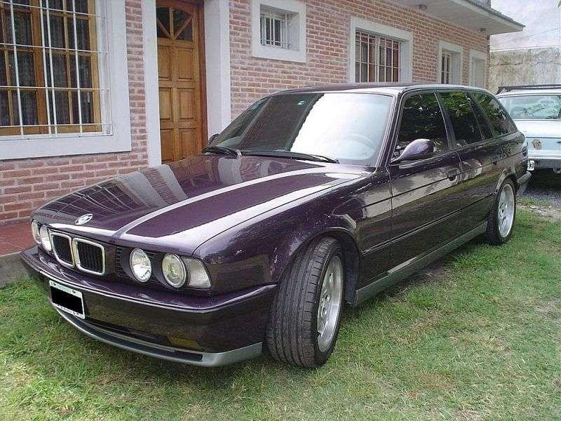 BMW M Series E34 5 Series Universal 3.8 MT (1992–1994)