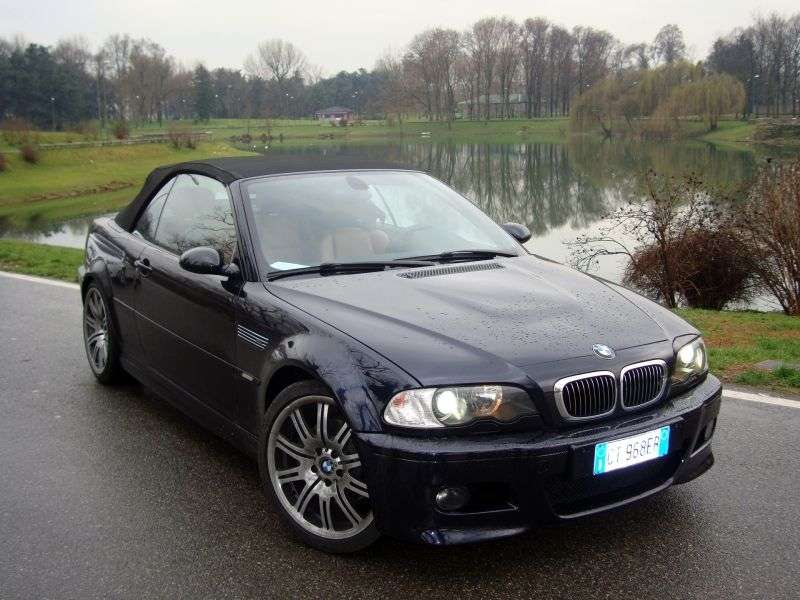 BMW M Series E46 3 Serie 3.2 MT (2001–2006)