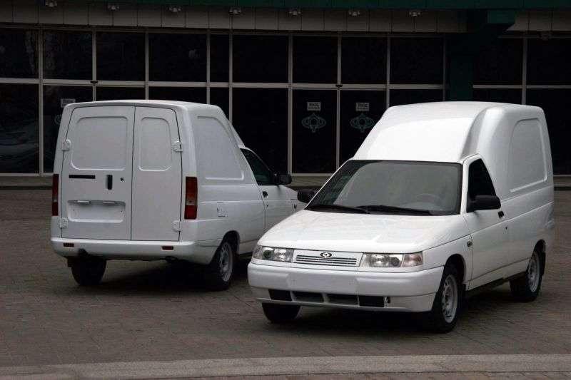 Bogdan 2310 1st generation van 1.6 MT 23104 36 (2010–2012)