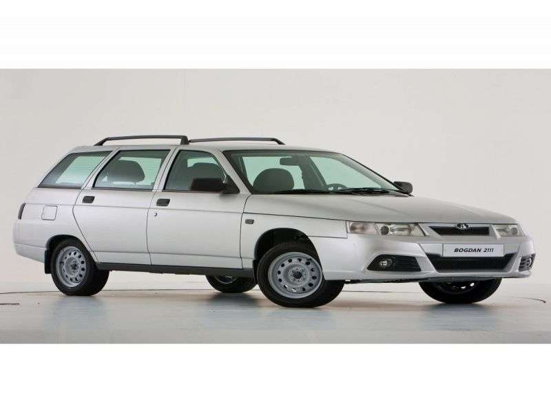 Bogdan 2111 1st generation [restyling] wagon 1.6 MT (21112) 21112 81 (2012 – n.)