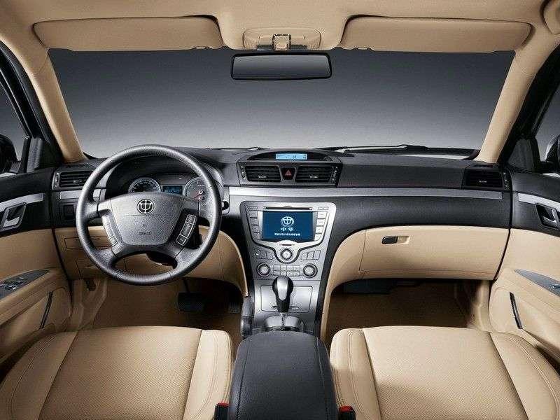 Brilliance M1 1st generation [restyling] sedan 2.0 AT Basic (2009 – n.)
