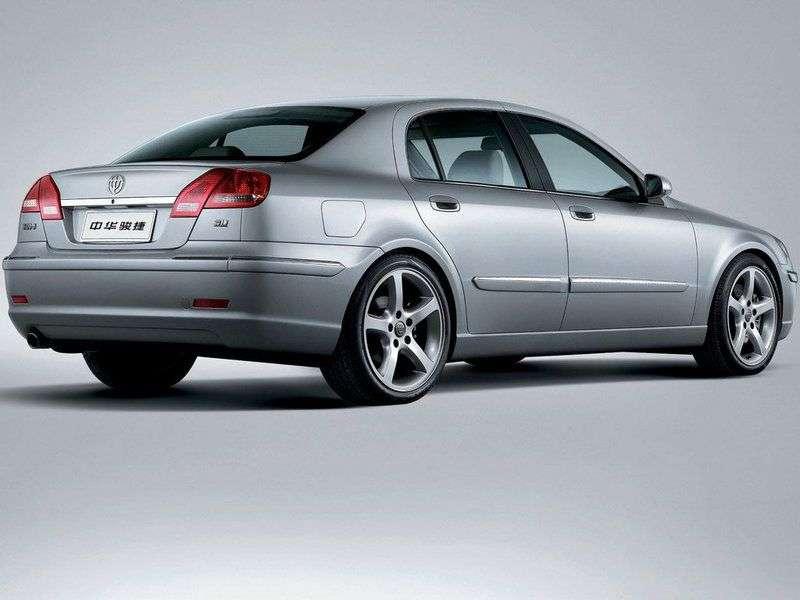 Brilliance BS4 2nd generation sedan 1.6 MT (2008 – current century.)