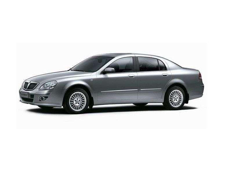 Brilliance BS6 1st generation 2.0 MT sedan (2008 – current century.)