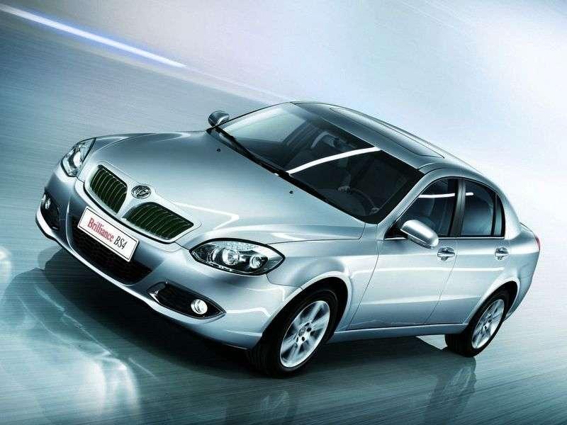 Brilliance M2 1st generation [restyled] 1.8 MT sedan (2010 – n.)
