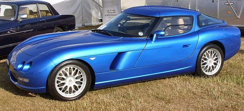 Bristol Fighter 1st generation coupe 8.0 MT (2002 – n. In.)