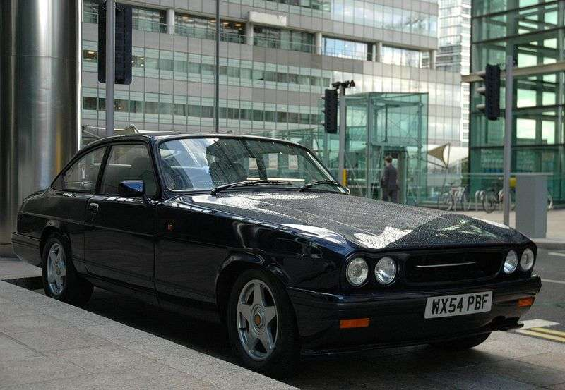 Bristol Blenheim 3rd generation coupe 5.9 AT (2000 – n.)