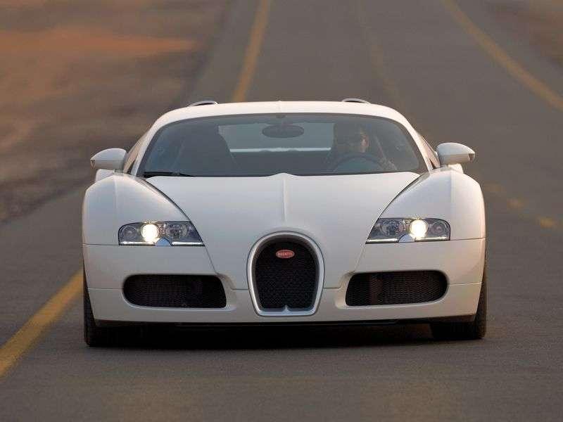 Bugatti Veyron 1st generation coupe 8.0 DSG (2005 – n. In.)