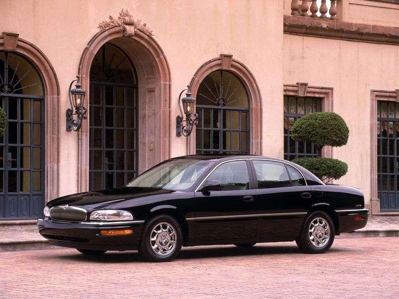 Buick Park Avenue 2nd generation sedan 3.8 AT (1997–2005)