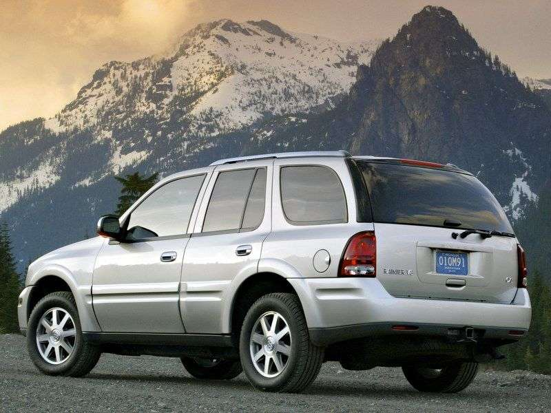 Buick Rainier 1st generation SUV 4.2 AT AWD (2004–2007)