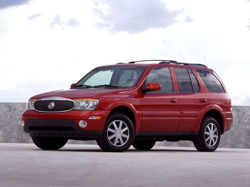 Buick Rainier 1st generation SUV 4.2 AT (2004–2007)