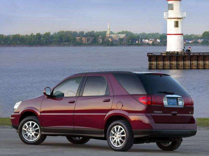 Buick Rendezvous 1st Generation Crossover 3.5 AT (2002–2007)