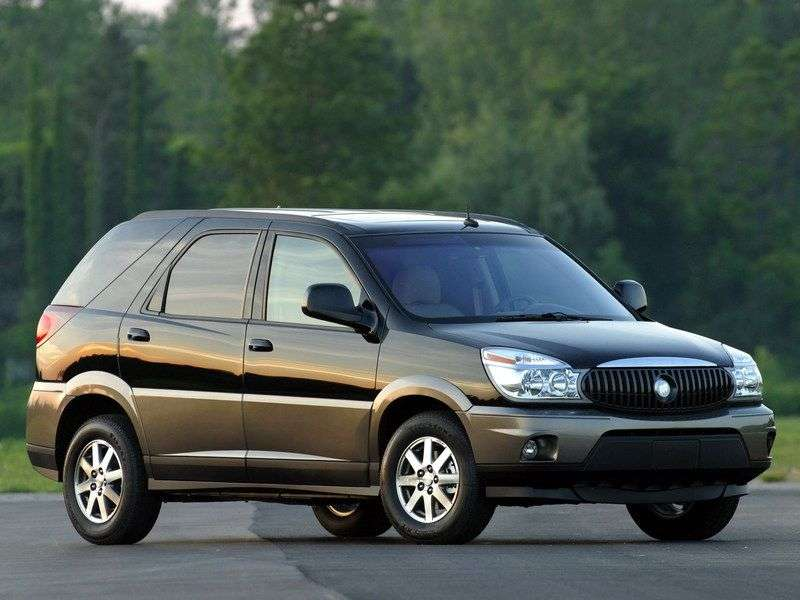 Buick Rendezvous 1st generation crossover 3.5 AT AWD (2005–2007)