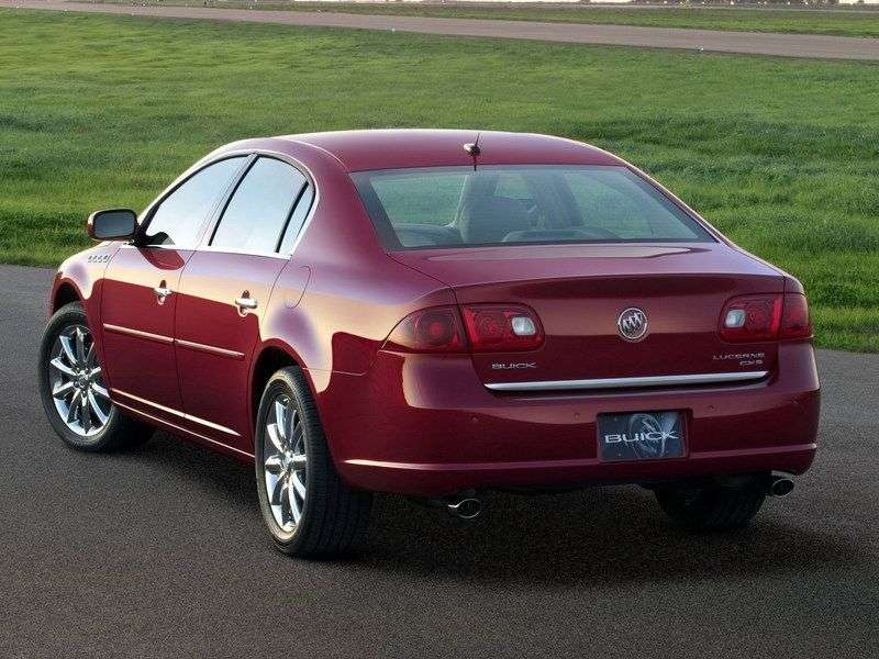 Buick Lucerne 1st generation sedan 4.6 AT (2006–2011)