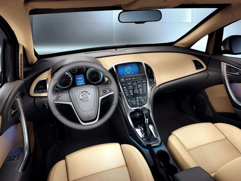 Buick Excelle 2nd generation sedan 1.6 MT (2010 – n. In.)