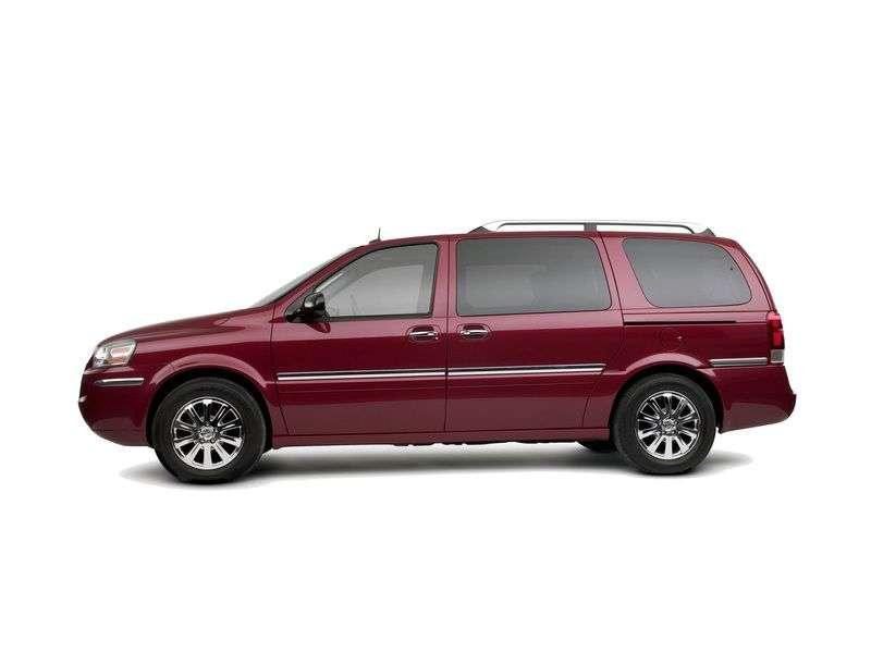Buick Terraza 1st generation 3.5 AT 4WD minivan (2004–2007)
