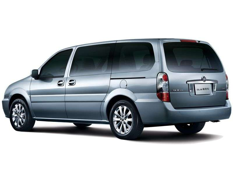 Buick GL8 2nd generation minivan 3.0 AT (2005 – n. In.)