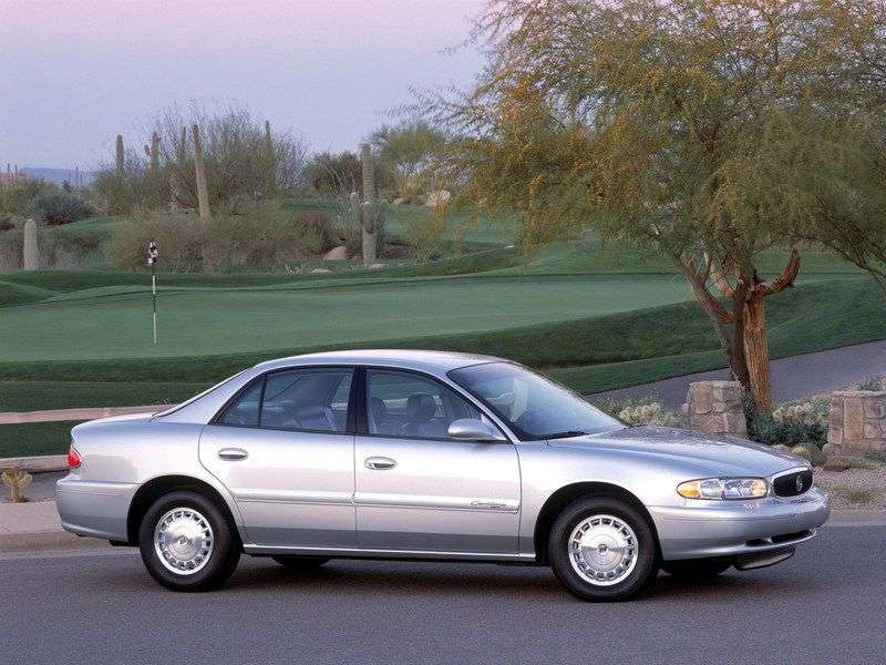 Buick Century 6th generation sedan 3.1 AT (1997–2005)