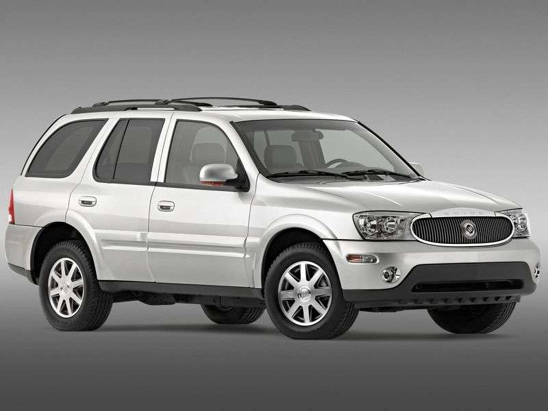 Buick Rainier 1st generation SUV 5.3 AT (2004–2006)