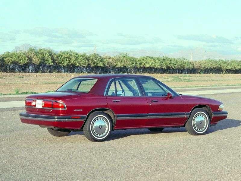 Buick LE Saber 7th generation sedan 3.8 AT (1992–1999)