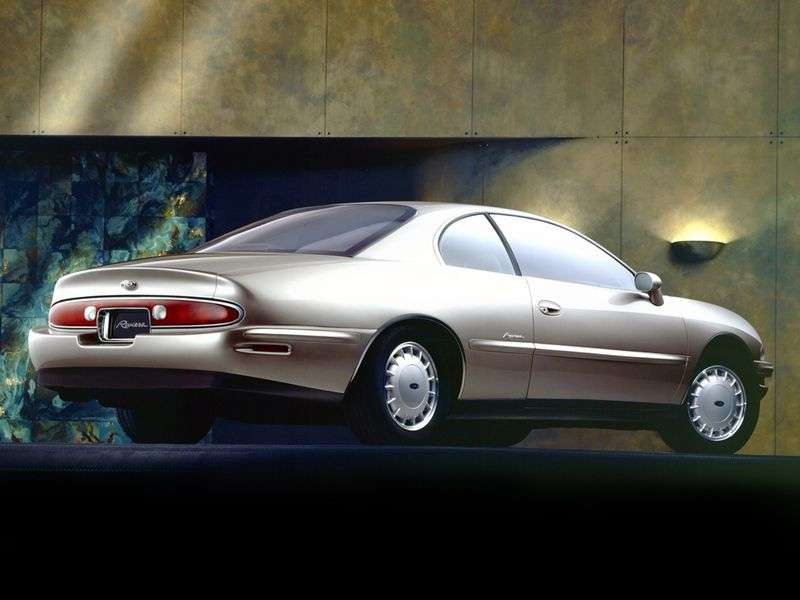 Buick Riviera 8th generation coupe 3.8 AT (1995–1999)
