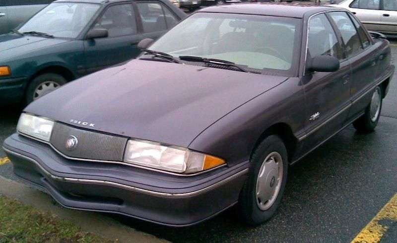 Buick Skylark 7 generation sedan 2.3 AT (1994–2000)