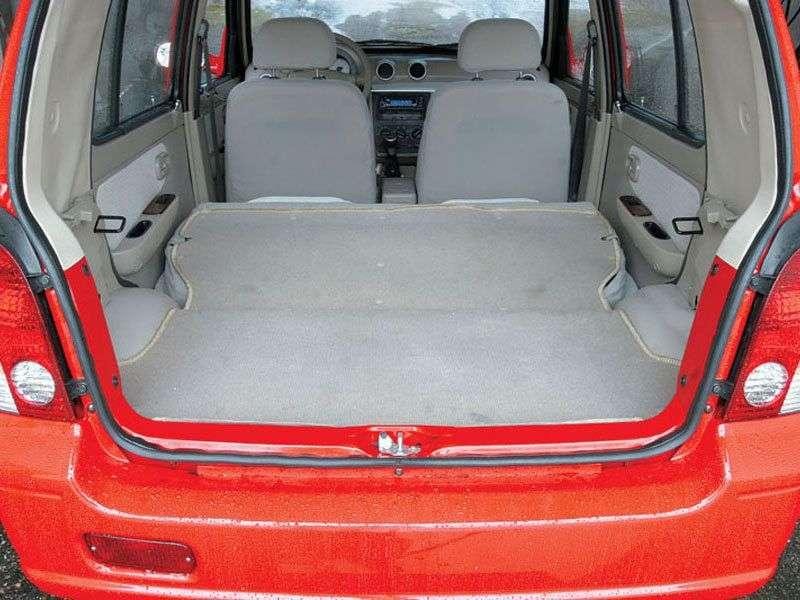 BYD Flyer 1st generation [restyled] hatchback 0.8 AT (2005 – n.)