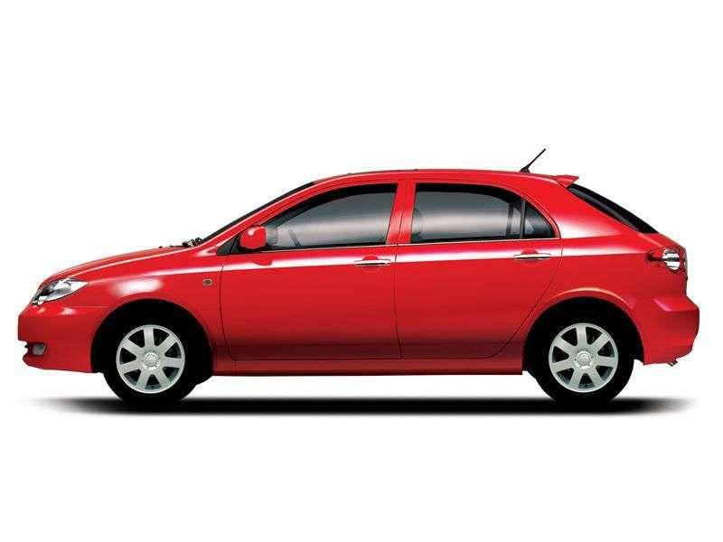 BYD F3 1st Generation R Hatchback 1.5 MT VITALITY (2007–2012)
