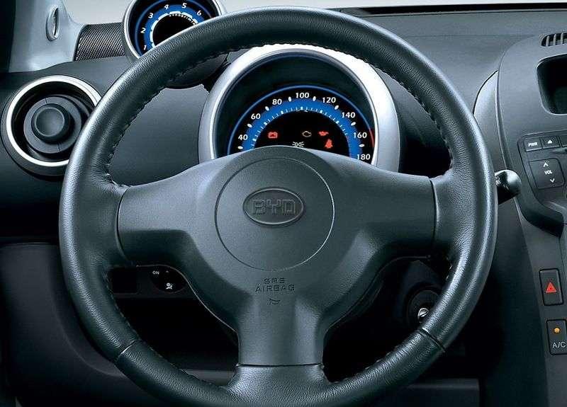 BYD F0 1st generation hatchback 1.0 MT GL I (2008–2011)