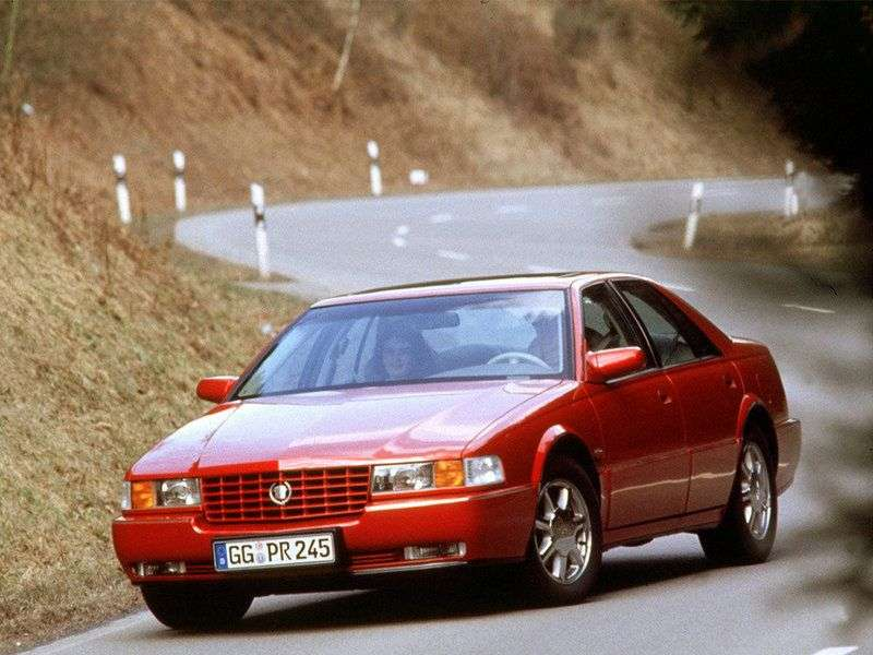 Cadillac Seville 4th generation AT sedan 4.6i AT (1993–1997)