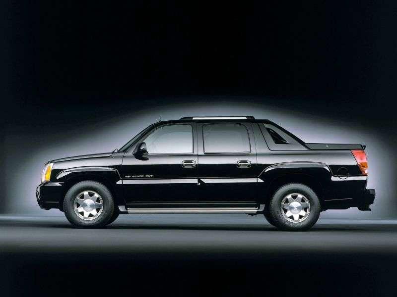 Cadillac Escalade 2nd generation pickup 6.0 AT AWD (2002–2006)