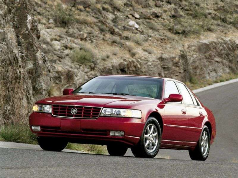Cadillac Seville 5th generation AT sedan 4.6i AT (1997–2004)