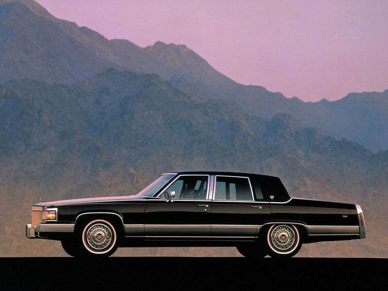 Cadillac Brougham 1st generation sedan 5.0i AT (1993–1994)