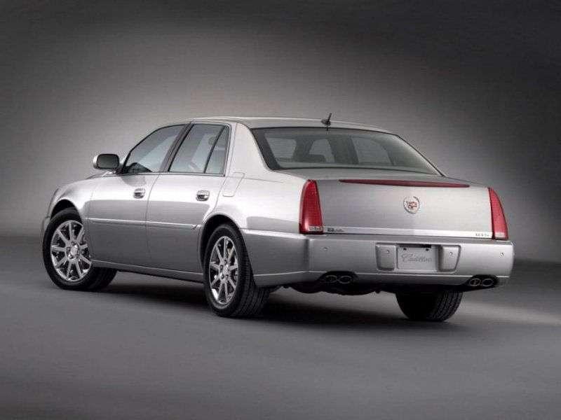 Cadillac DTS 1st generation sedan 4.6i AT Performance (2006–2011)
