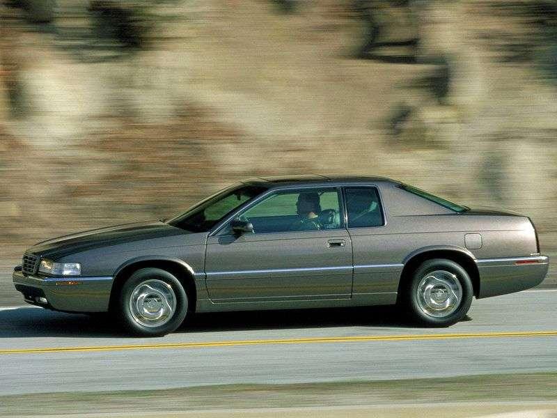 Cadillac Eldorado 11th generation coupe 4.6 AT (1993–1996)