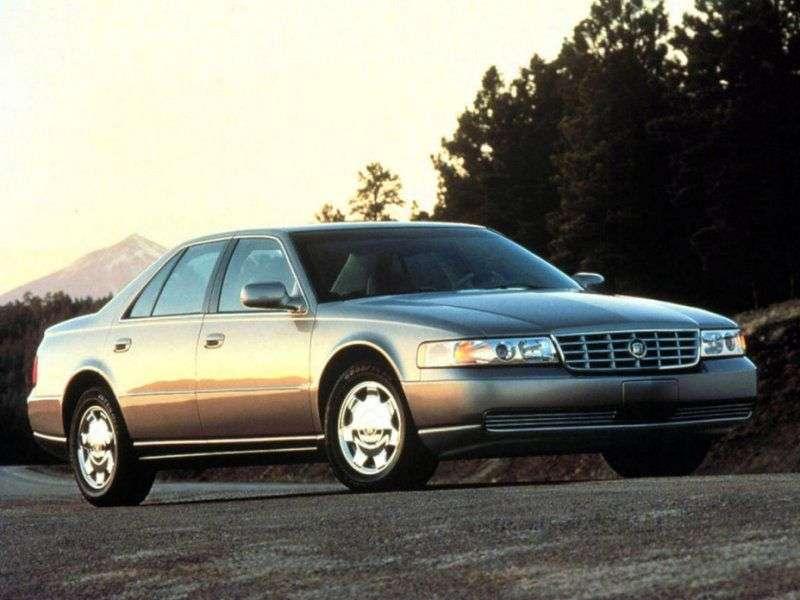Cadillac Seville sedan piątej generacji 4.6i AT (1997 2004)