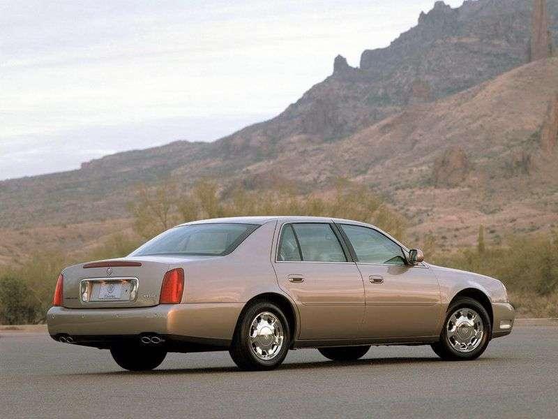 Cadillac DE Ville 11th generation sedan 4.6i AT (1999–2006)